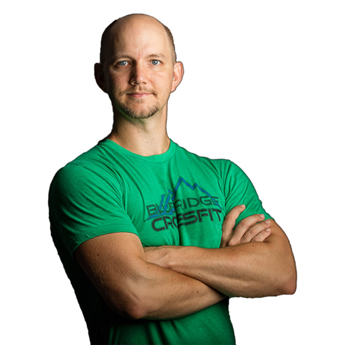 Jason M CrossFit Gym Coach in Asheville, NC