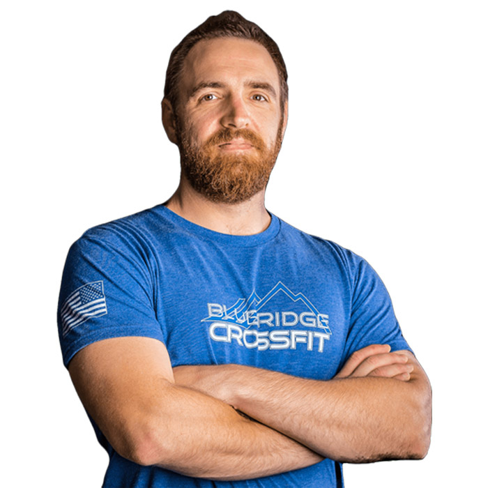 Ryan B CrossFit Gym Coach in Asheville, NC