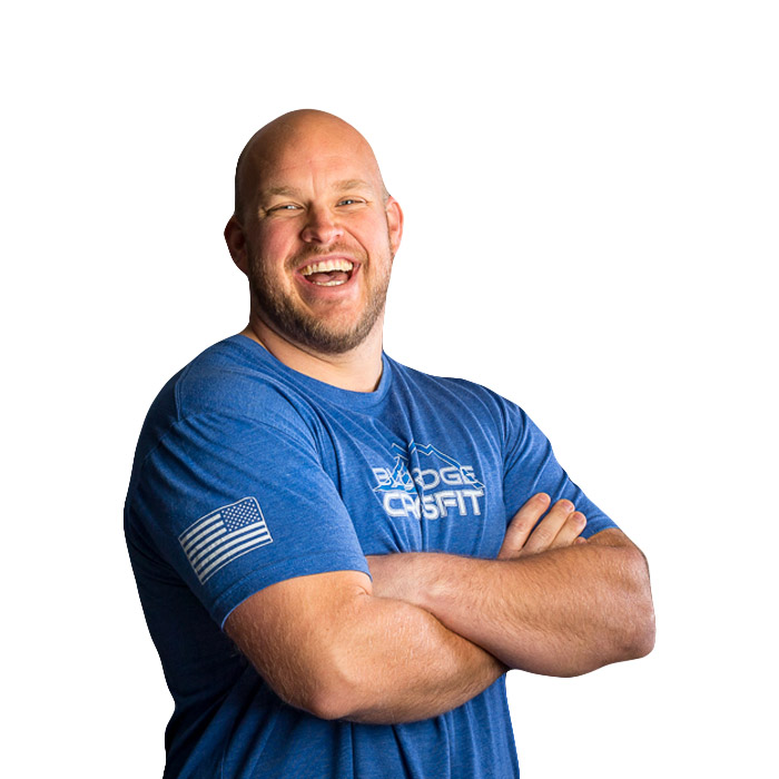 Aaron P CrossFit Gym Coach in Asheville, NC